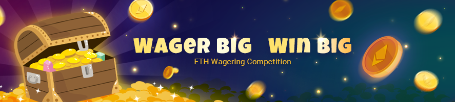 Number Hunting, Hunt Till WIN 1 FREE ETH.